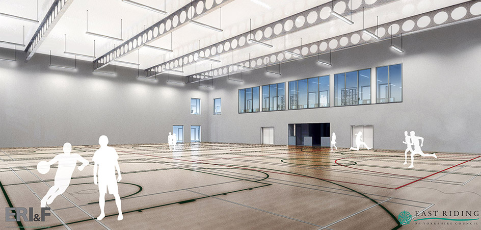 Bridlington Leisure World consultation - Sports Hall