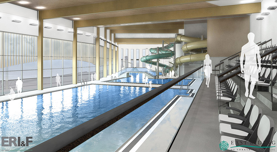 Bridlington Leisure World consultation - Pool